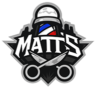 Matts Barber Logo